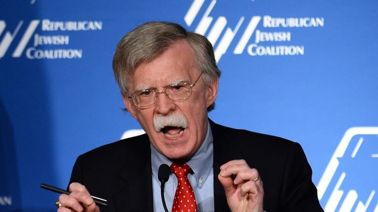 'We're All Going To Die' And Other Reactions To The Reemergence Of John Bolton