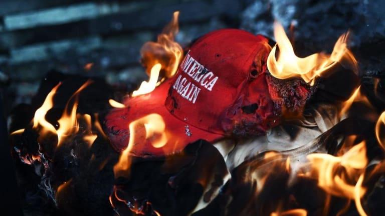 Lordy, The Trump Meltdown Has Begun
