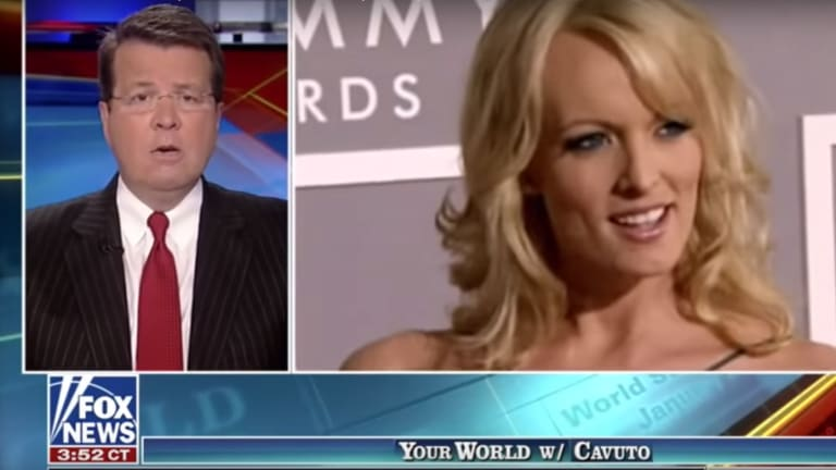 WATCH: Fox News Channel's Neil Cavuto Calls Trump A Liar To His Face, Over and Over