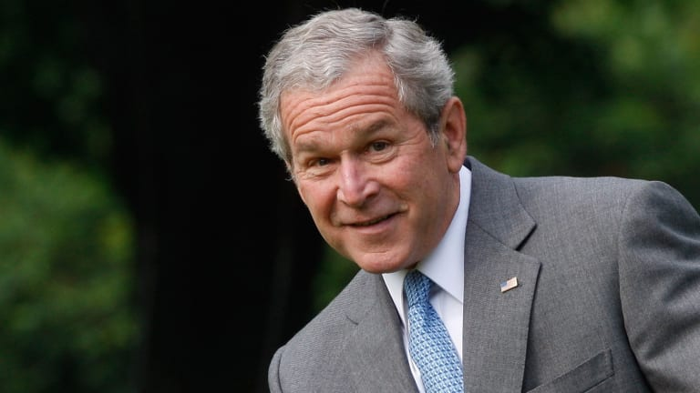 The Rehabilitation Of George W. Bush Is Over
