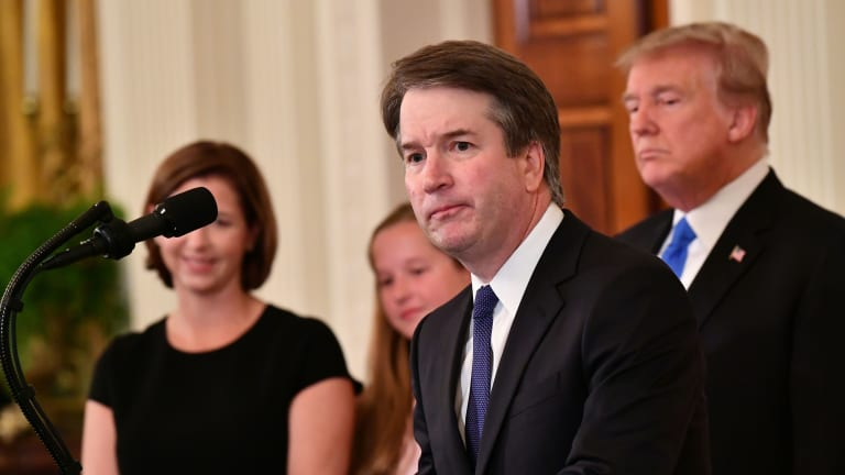 Kavanaugh Is Likely Being Puppeteered By An Agent Of The Kremlin