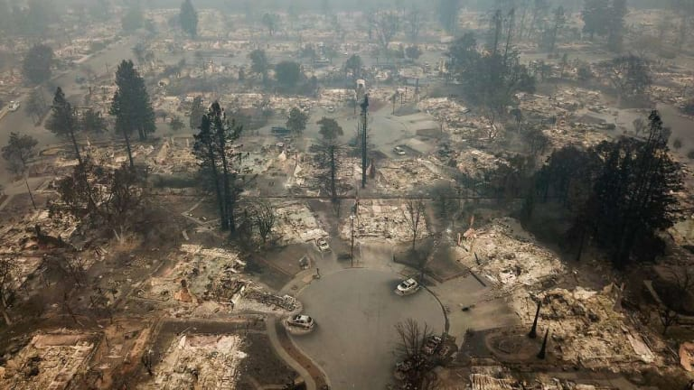 MEMBERS ONLY: Life in the Santa Rosa Firestorm