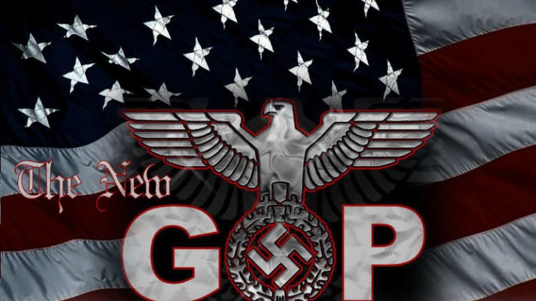 MEMBERS ONLY: Brand GOP: Nazis, Pedophiles, Traitors and Molesters