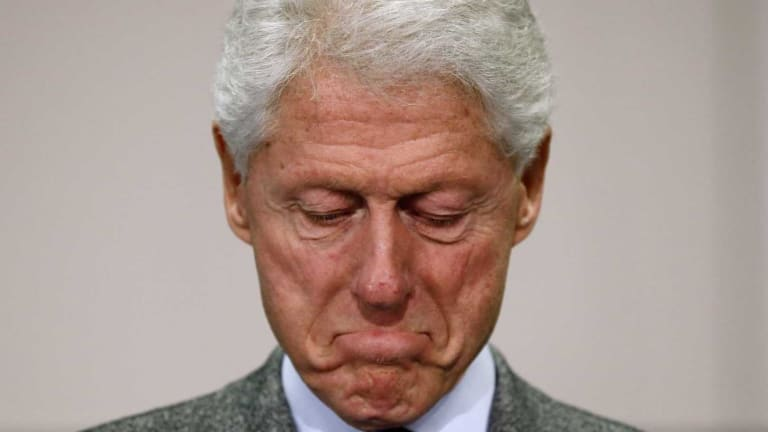 MEMBERS ONLY: Liberals Must Accept That Bill Clinton is Probably a Rapist