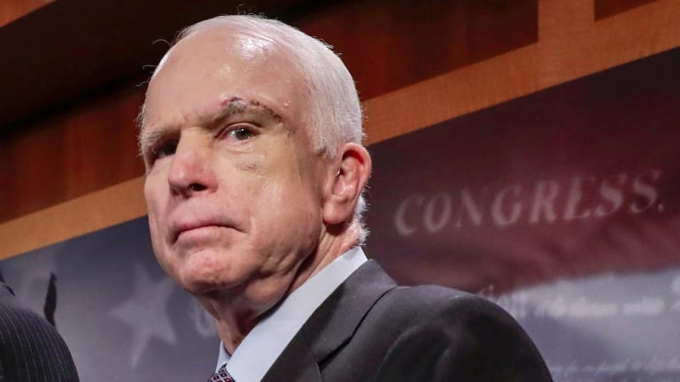 McCain May Sink Obamacare and Screw America After All