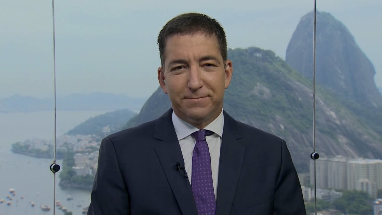Don't Let Glenn Greenwald Scold You Into Believing Putin's War Against America Isn't Real