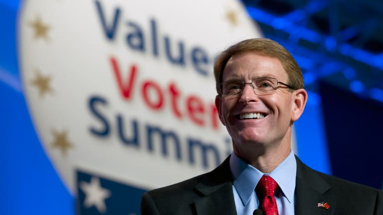 MEMBERS ONLY: Thank God For Tony Perkins And His Trump Mulligan