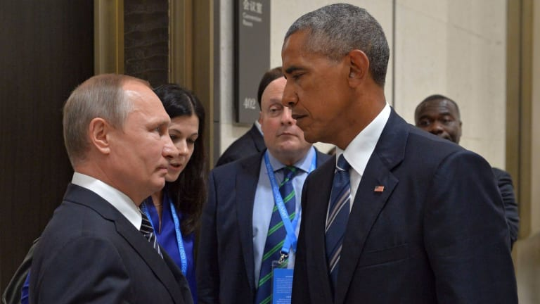 Trump Continues To Attack Obama For Not Doing Anything About Russia