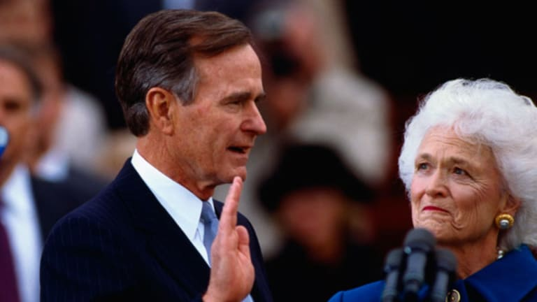 MEMBERS ONLY: In Defense Of George H.W. Bush