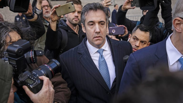 The Cohen Sentencing Memo Is Explosive, And Trump Is So Completely Screwed