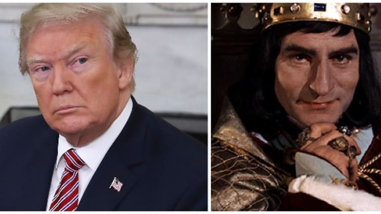 MEMBERS ONLY: Trump and Pelosi's Re-Enactment Of Richard III