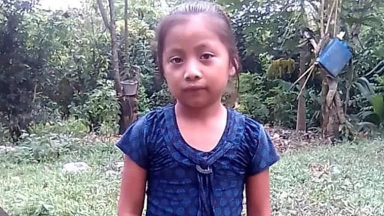 This Child Died Of Thirst While In U.S. Custody