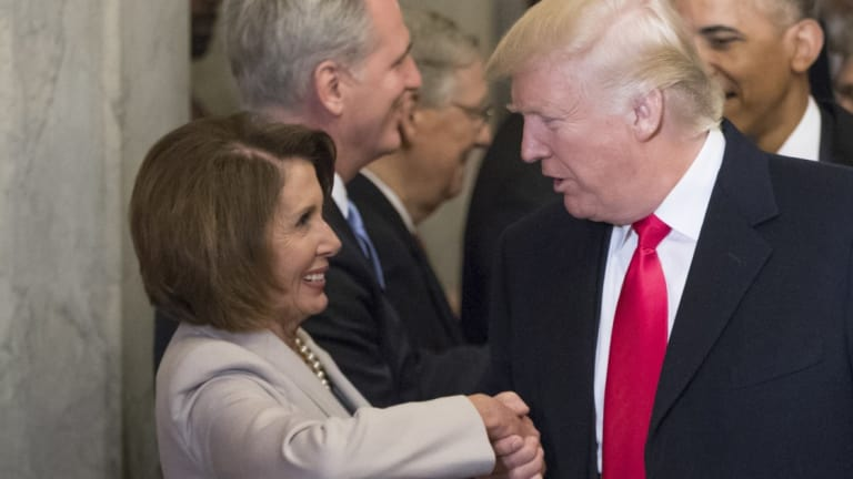 MEMBERS ONLY: Nancy Pelosi Has Checkmated Trump