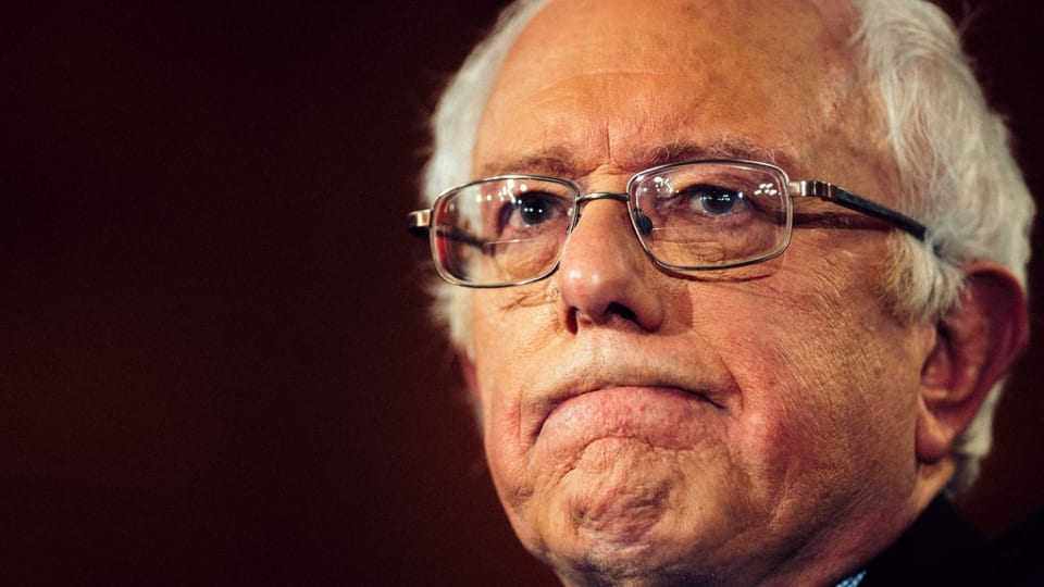 MEMBERS ONLY: Bernie Sanders Still Can't Talk About Racism