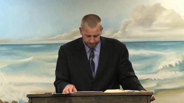 Pastor David Berzins