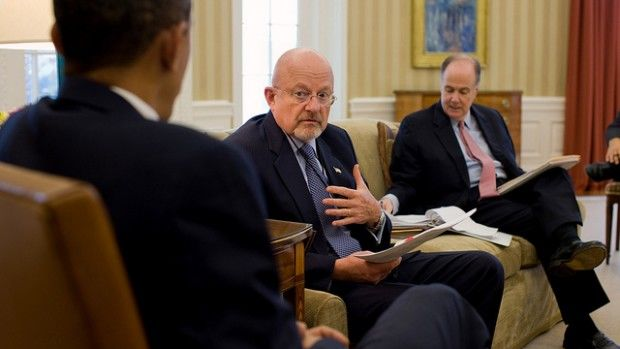 James-Clapper-in-White-House