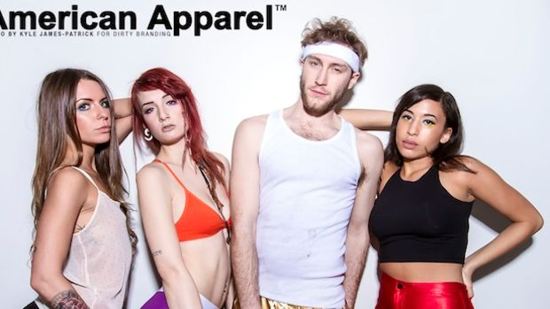 Group-American-Apparel-shot-by-Kyle-Jam