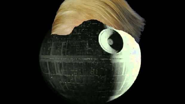 trump death star