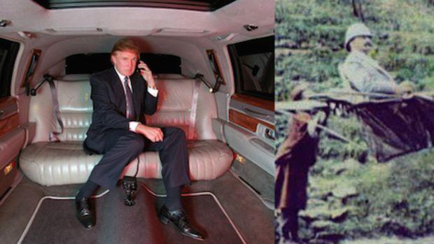 Trump colonial