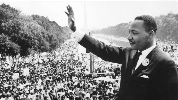 a biography of martin luther king junior an american baptist minister activist humanitarian and lead Timeline of martin luther king, jr's life and career.