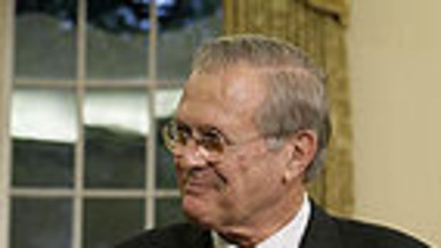 Bush Rumsfeld resized