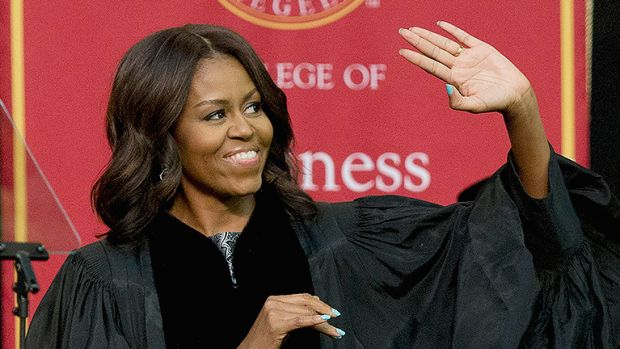 Michelle Obama Tuskegee
