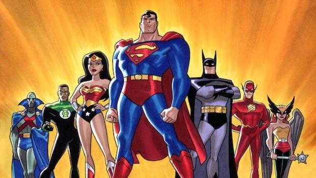 team-justice-league