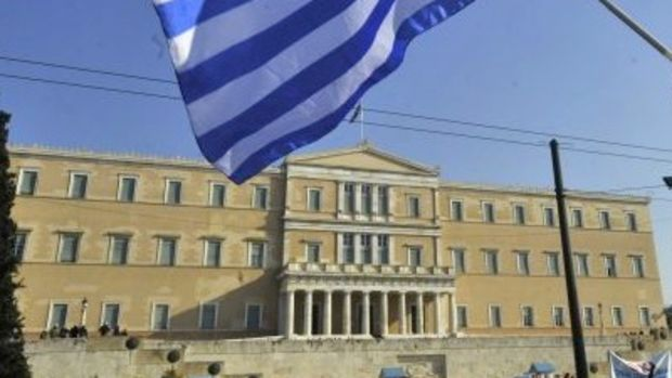 Greece default