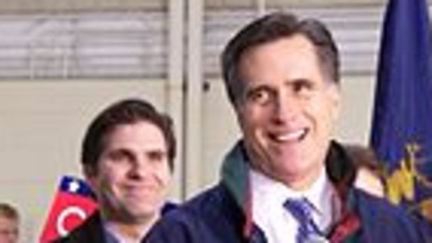 Mitt Romney resized
