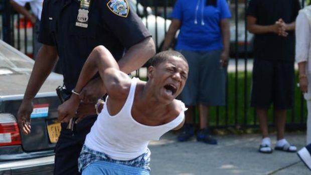 kid arrested