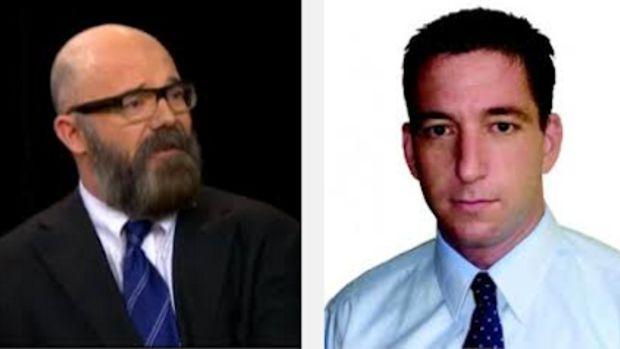 Andrew Sullivan vs Glenn Greenwald