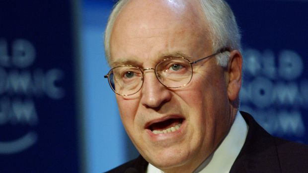Dick Cheney, Vice-President of the Unit
