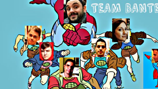 Captain Planet TEAM BANTER