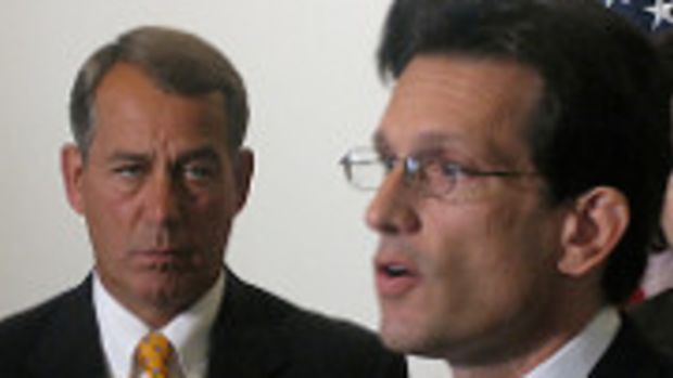Boehner And Cantor