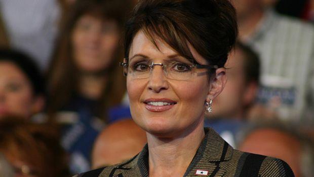 Sarah Palin by Larsenphotography.
