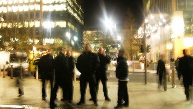 City Watch-security firm by solomonsmfield.