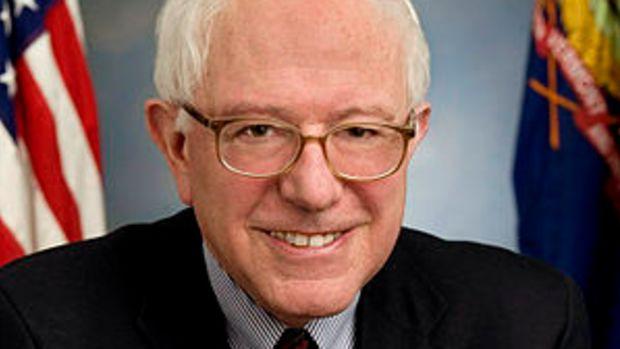 U.S. Senator Bernie Sanders of Vermont