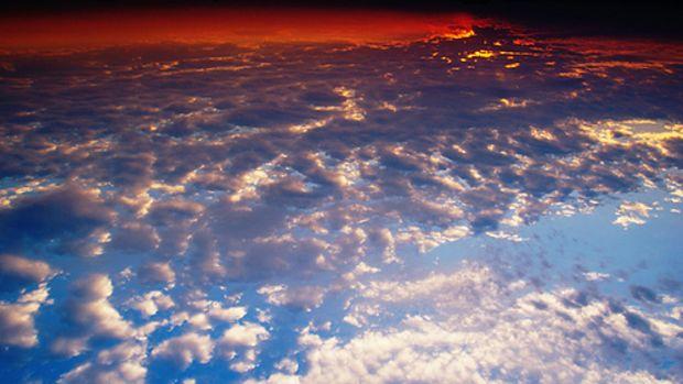 planet earth by AraiGodai.