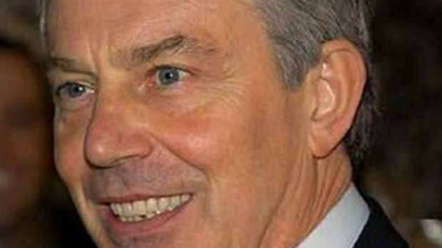 Tony Blair, Prime Minister of the United Kingd...
