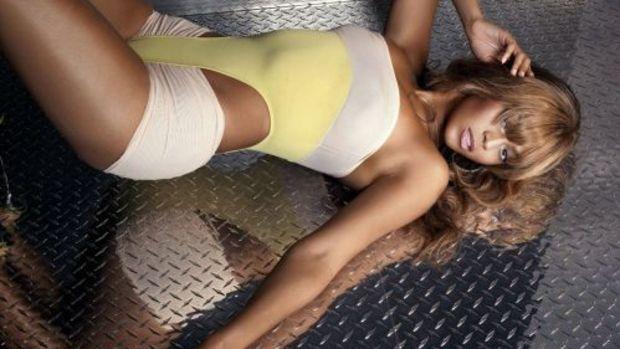 Beyoncemetalfloor