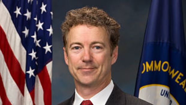 Official portrait of United States Senator (R-KY).