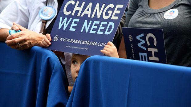 Change We Need