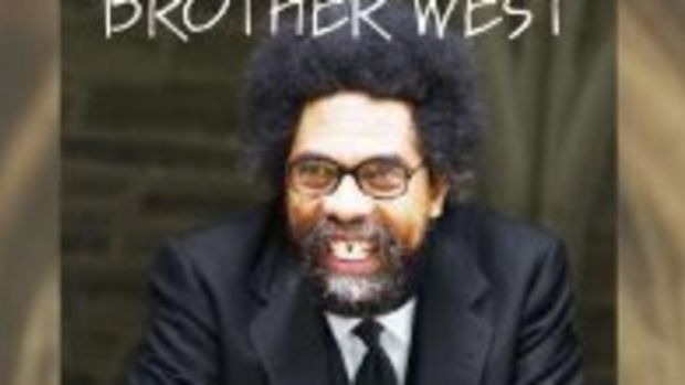 "Cover of ""Brother West: Living and Loving..."