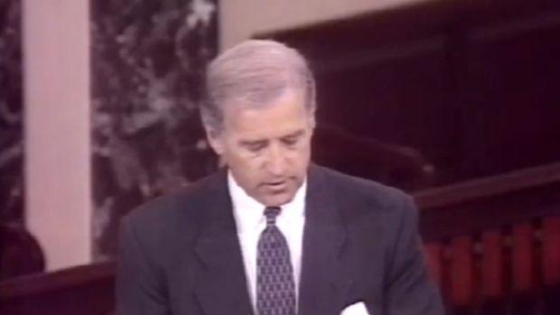 Joe Biden 6/25/1992