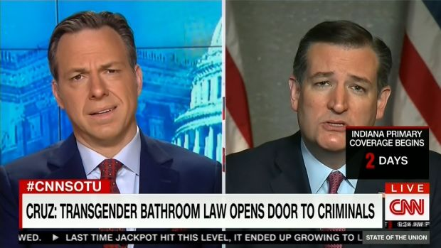 Jake Tapper Ted Cruz