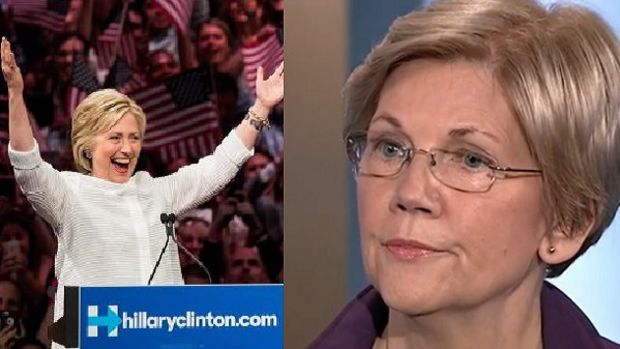 Hillary Clinton Elizabeth Warren