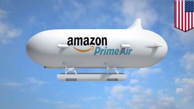 amazon blimp