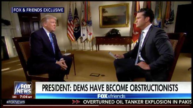 Fox Trump