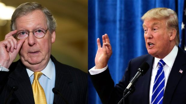 Donald-Trump-vs-Mitch-McConnell