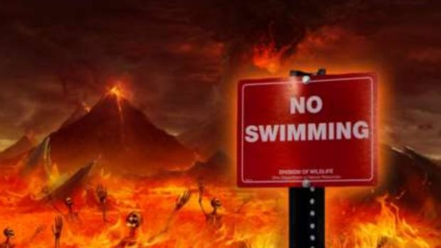 Hell No Swimming